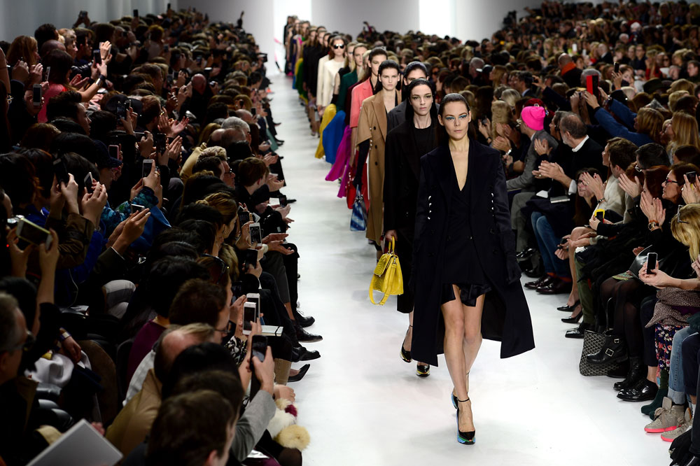 #legend Fashion Director Kim Bui Kollar tells us what really happens at Fashion Week
