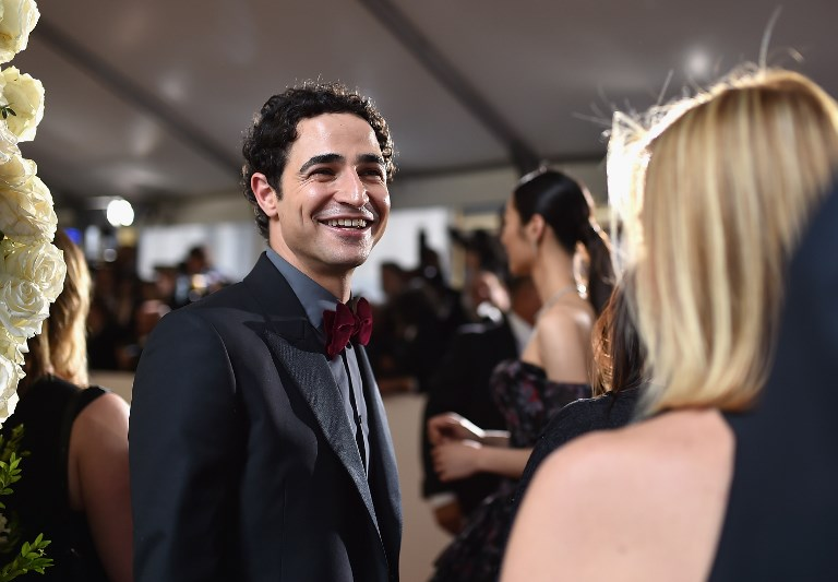 Zac Posen (Photo by Mike Coppola / AFP)