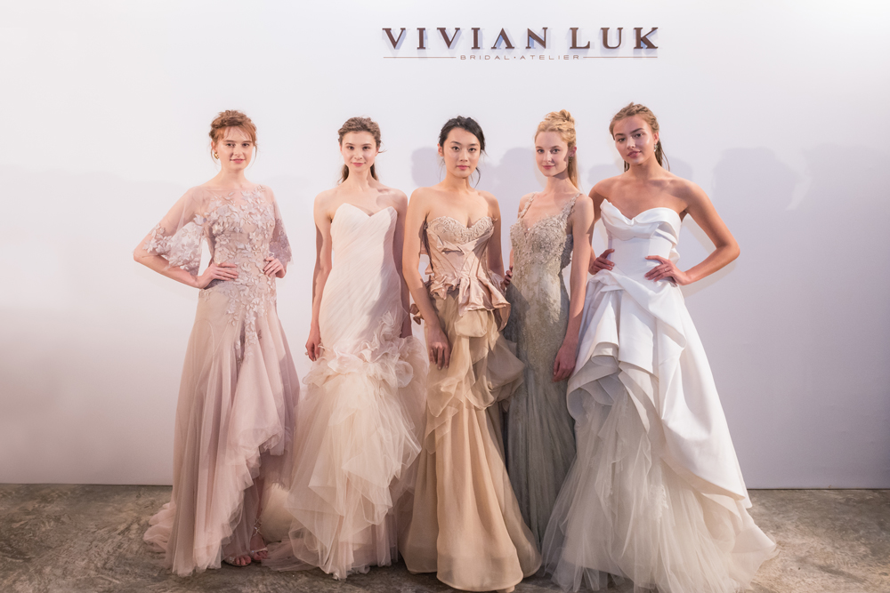 Vivian Luk Charity Fashion Show Unveils Bridal Wear Alongside Junior ...