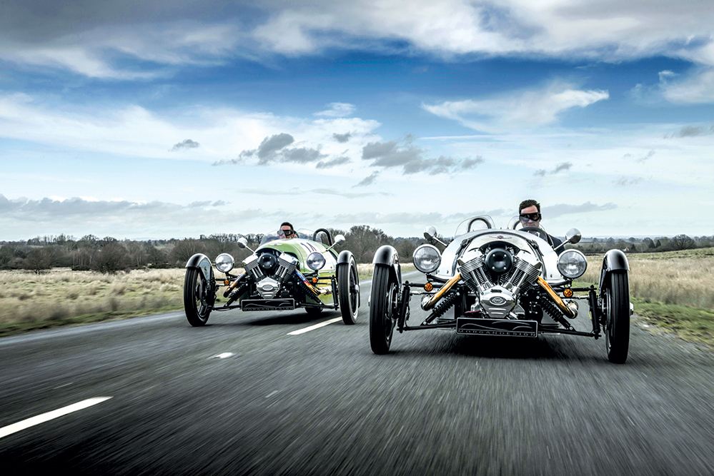 the morgan 3 wheeler is made for fun hashtag legend. Black Bedroom Furniture Sets. Home Design Ideas