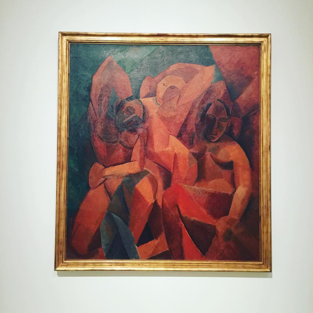 Three Women by Picasso