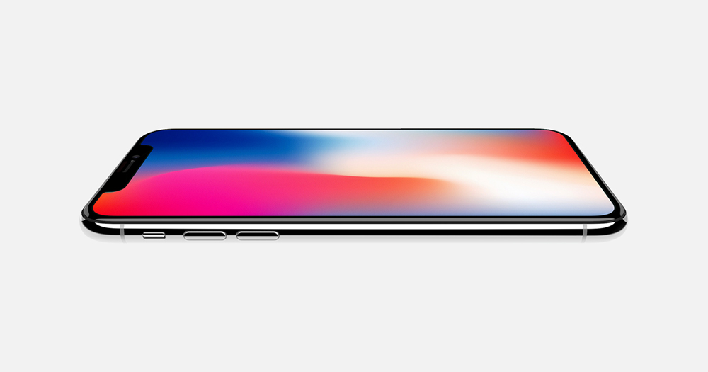 The iPhone X, powerful, stylish and innovative