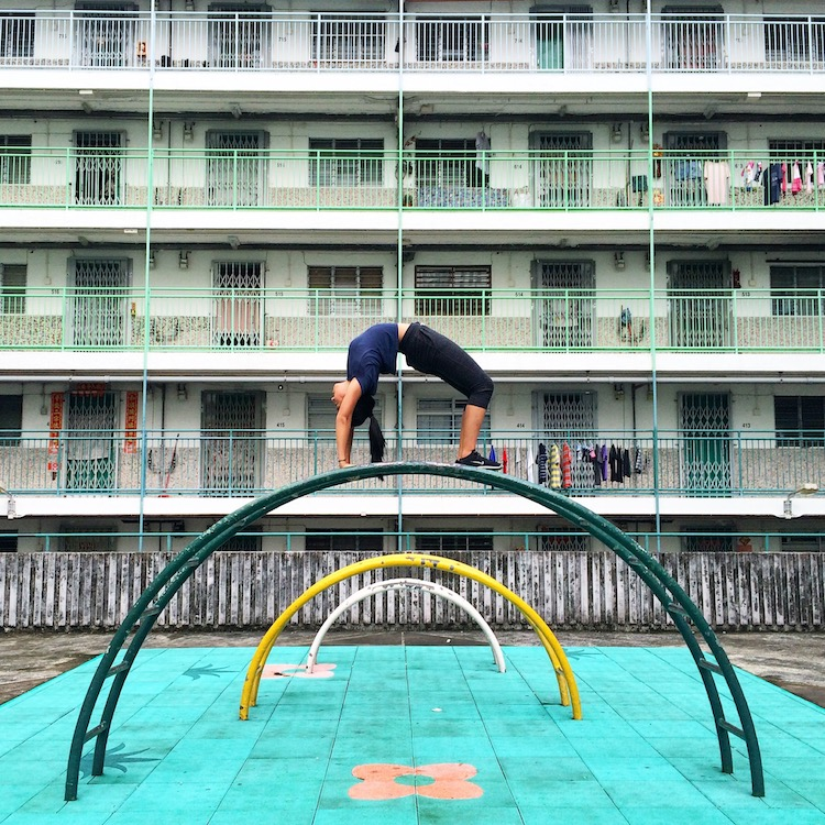 10 Insta-worthy Places For Yogis In Hong Kong