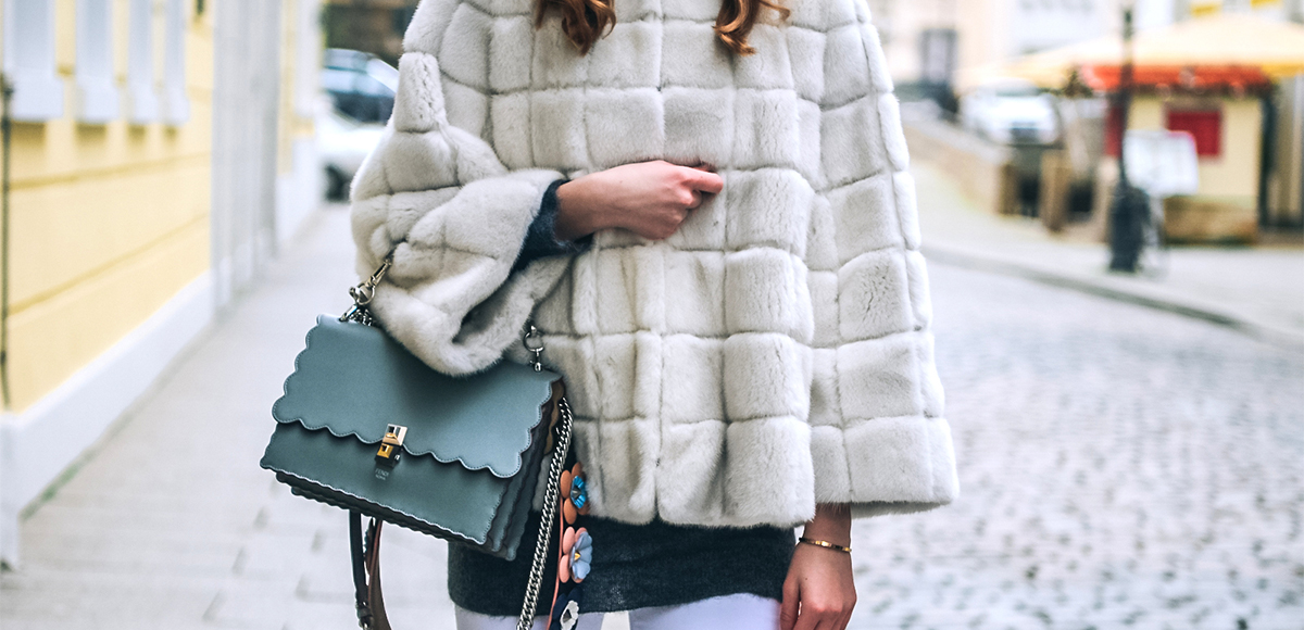 Many luxury fashion brands announced that they will phase out fur products by the end of 2018 (photo: Furfashion)