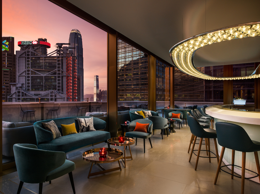 The Murray's Popinjays: the hottest new rooftop bar we've had in a while
