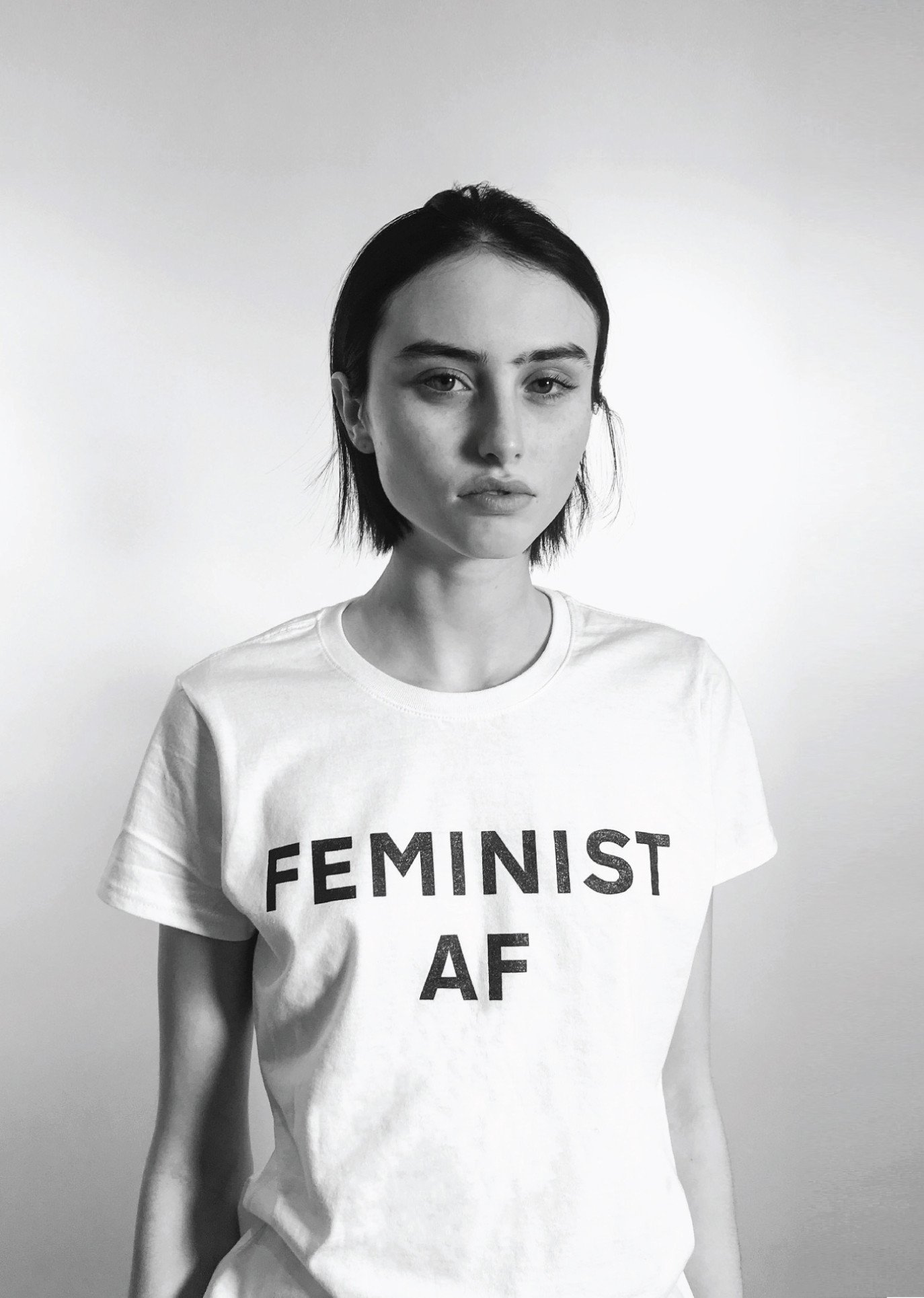 Feminist AF - simple and effective
