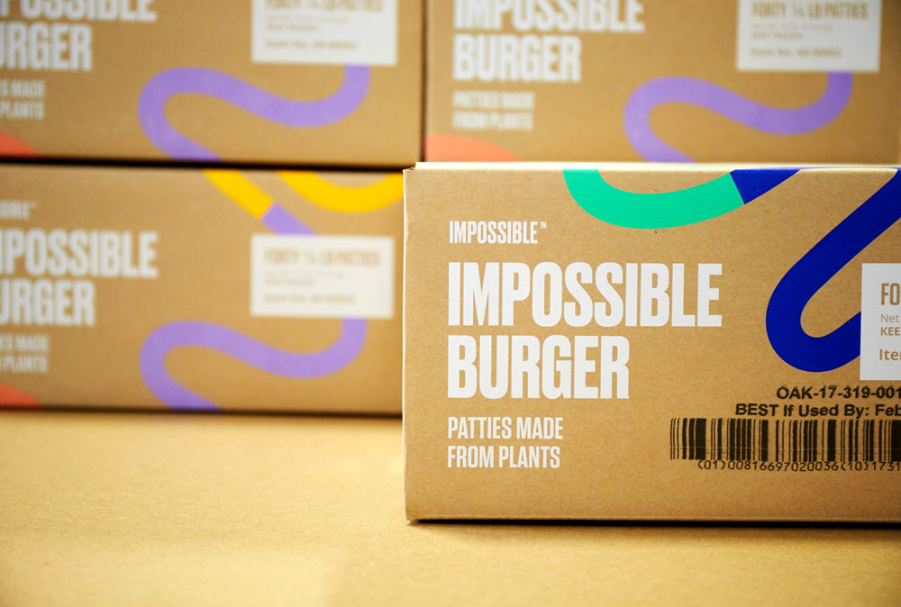 From production to packaging, the Impossible Burger is shaking up the culinary world