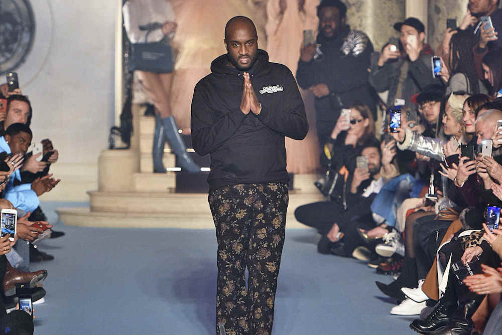 Founder and designer for OFF-WHITE and Pyrex Vision, Virgil Abloh was appointed creative director for Louis Vuitton in March 2018.
