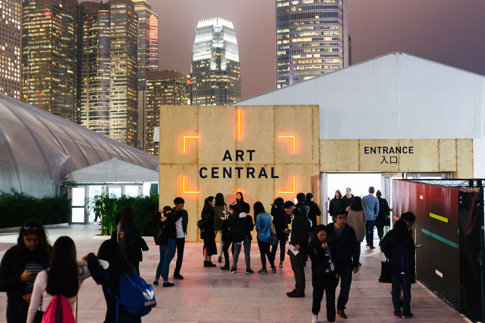 Art Central is one of the most diverse art fairs in Asia.