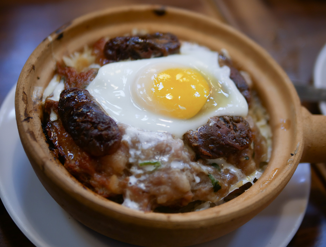Seung Hei's claypot rice (Photo: @bzfoodie)