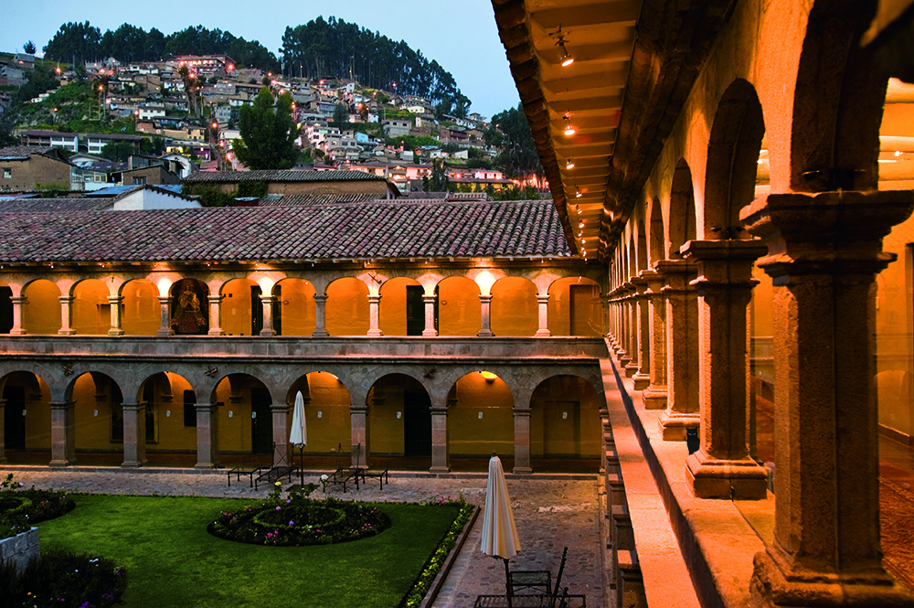Cloister yourself away at the Belmond Hotel Monasterio