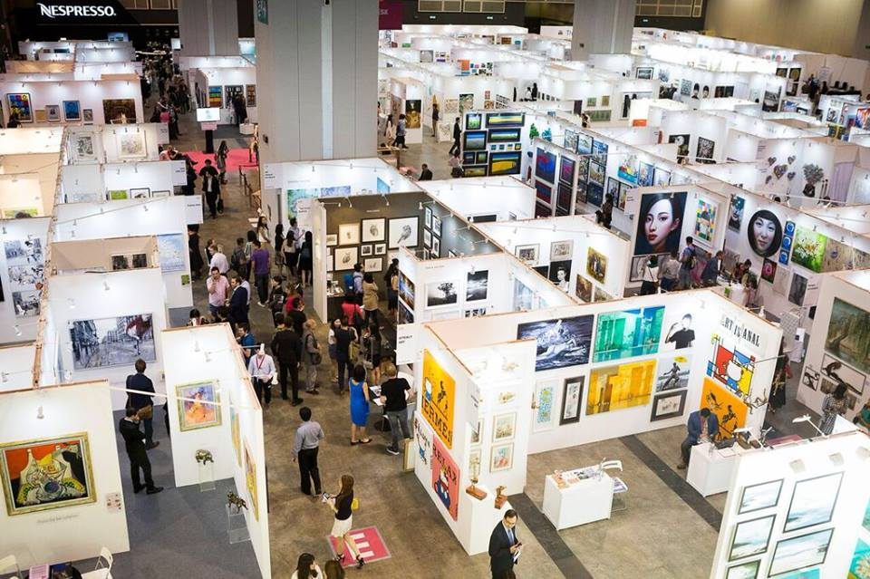 This year's Affordable Art Fair will be its sixth edition in Hong Kong