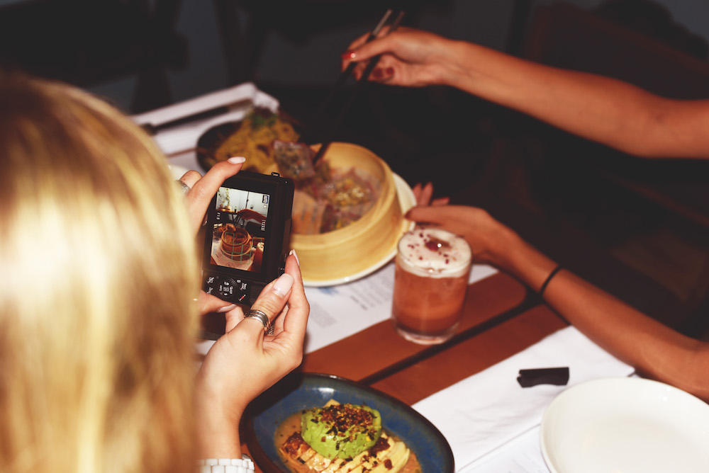 #legendeats brought an Instagram frenzy to Chifa (Photo: Keefe Tiu)