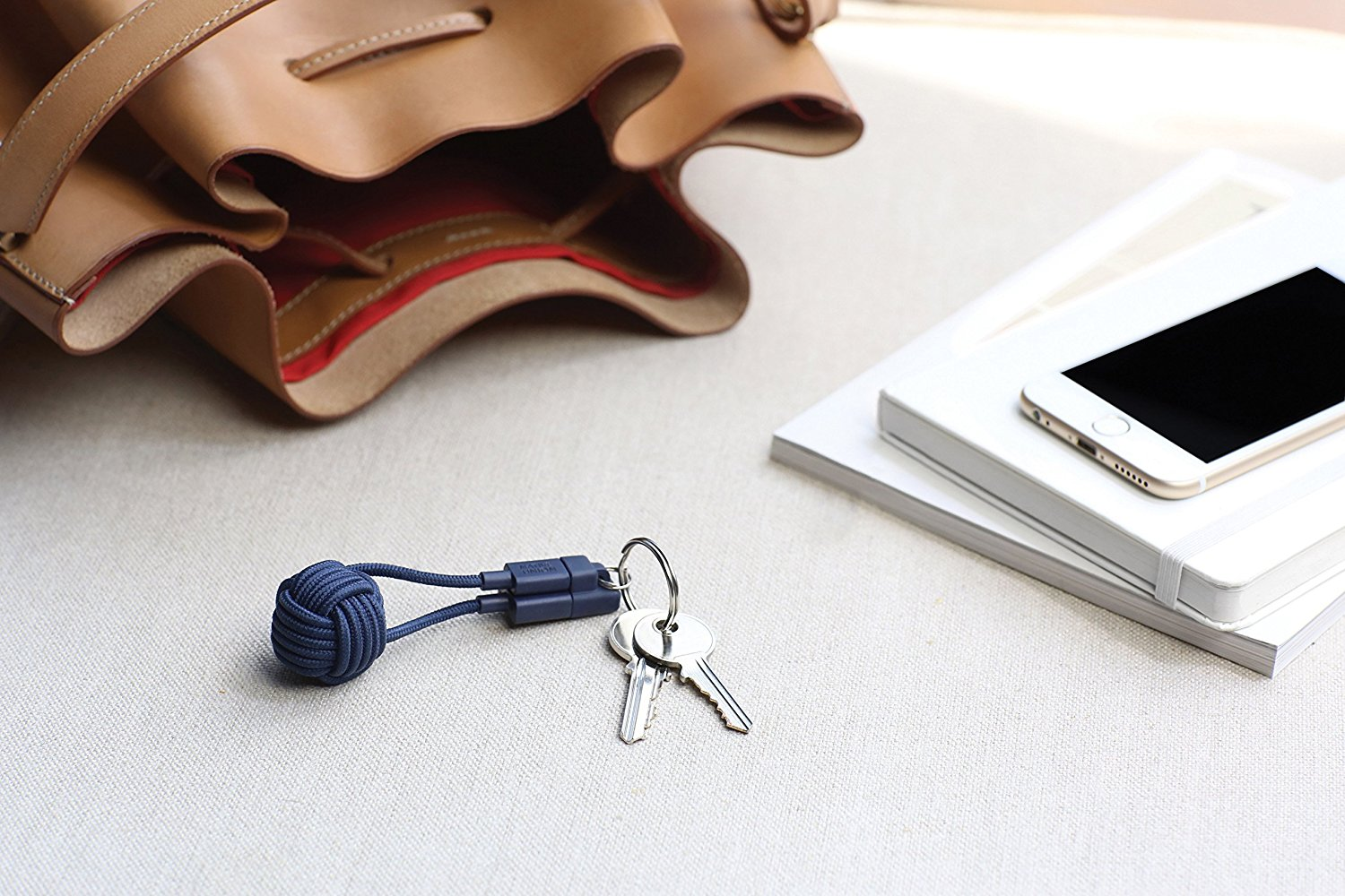A stylish and functional tech accessory