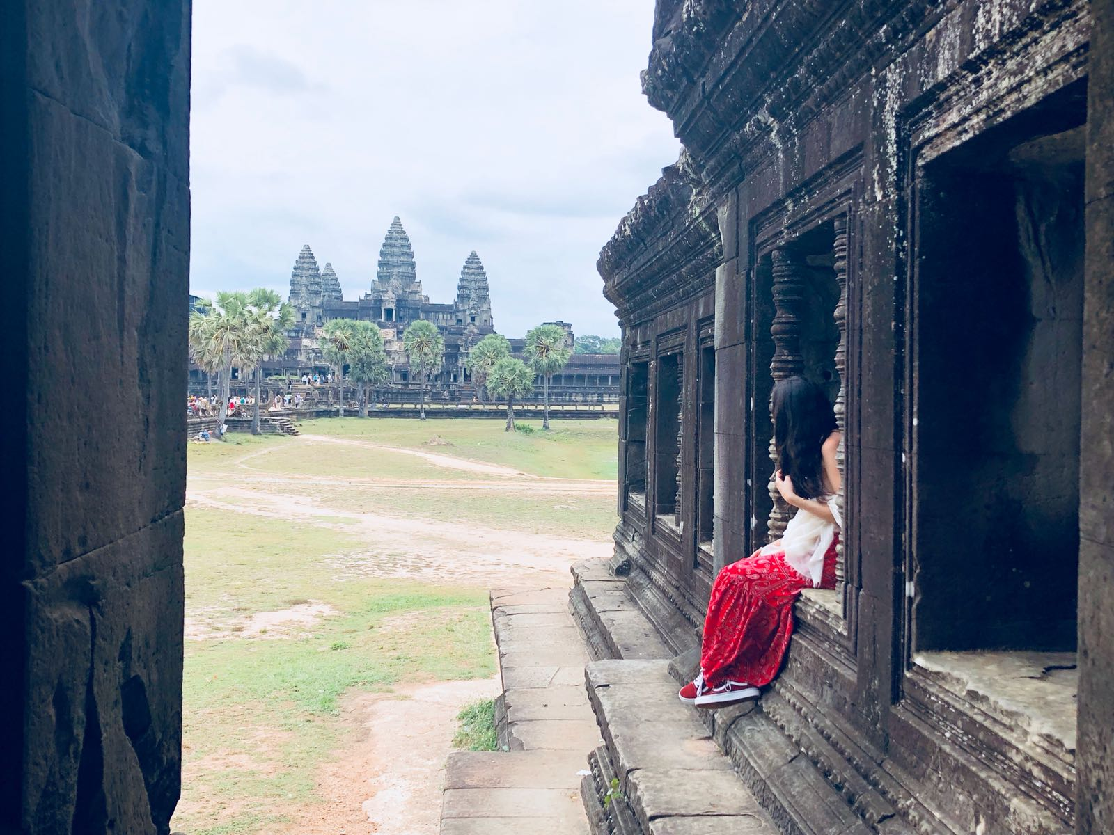 Every year, more than 1 million tourists head to Siem Reap to visit the UNESCO World Heritage site of Angkor