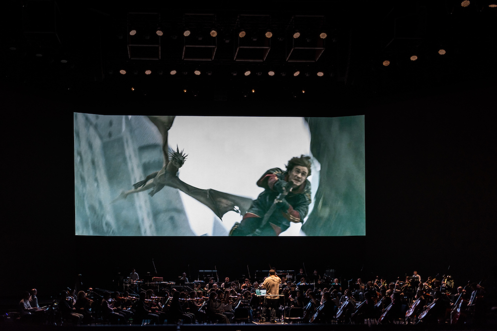 The Harry Potter Film Concert Series has landed in Macau's MGM Cotai's MGM Theatre until May 4
