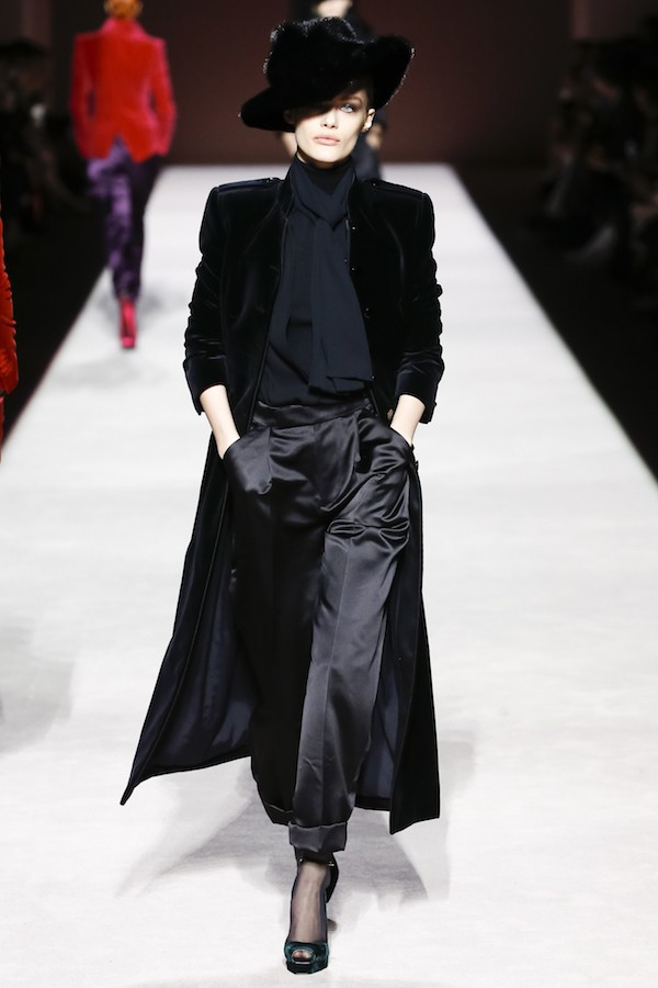 Tom Ford Autumn/Winter 2019 Look 11