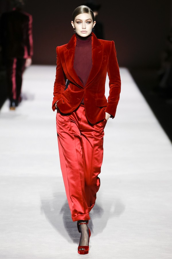 Tom Ford Autumn/Winter 2019 Look 10