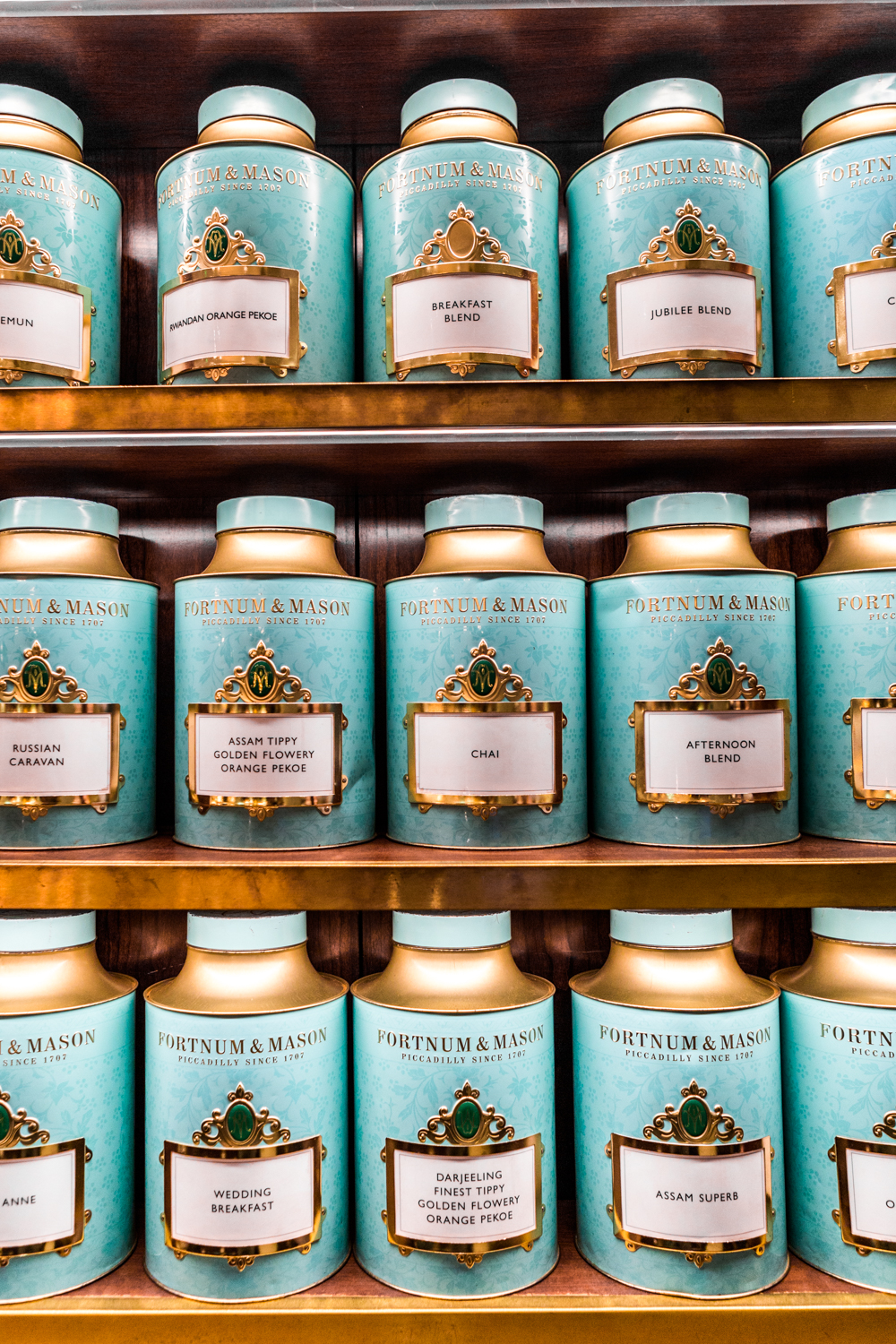 Some of Fortnum's iconic products