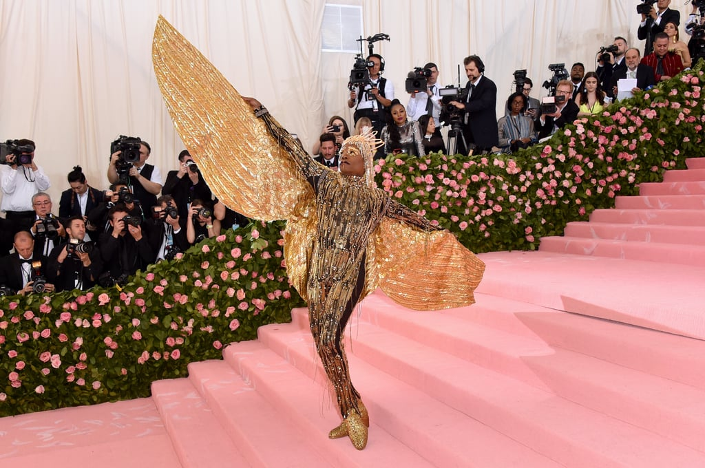 Billy Porter on the 2019 Met Gala's pink carpet (photo: Getty Images)
