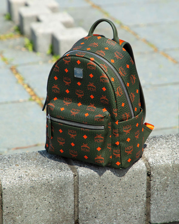 One of the bags from MCM's new collection (picture courtesy of MCM)