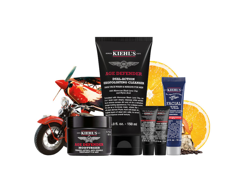Kiehl's Age Defender Special gift pack (picture courtesy of Kiehl's)