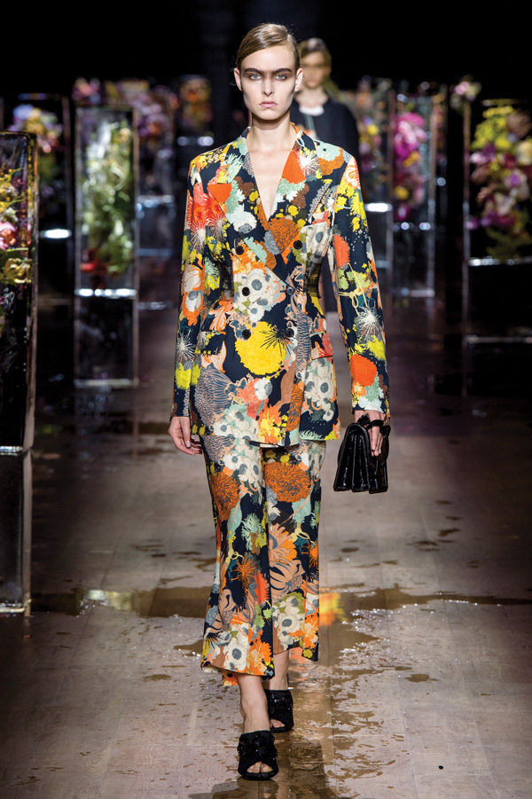 Dries Van Noten derives fashion from a sense of togetherness