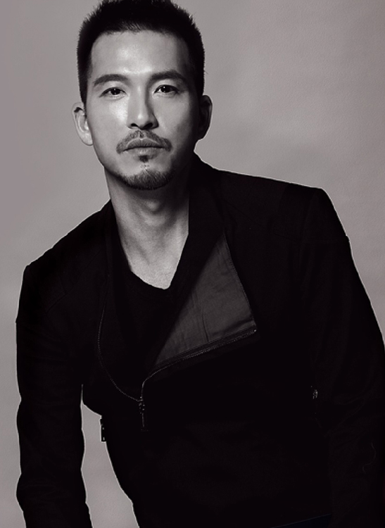 Harrison Wong, the designer behind contemporary men's wear brand Harrison Wong