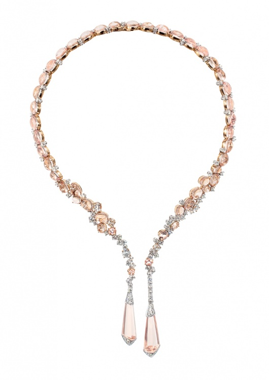 Boucheron necklace from the High Jewellery Collection