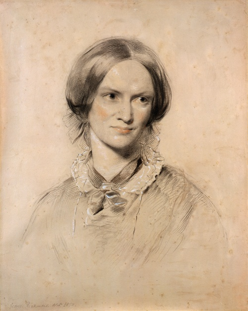 Charlotte Brontë by George Richmond, 1850 (Courtesy: National Portrait Gallery)