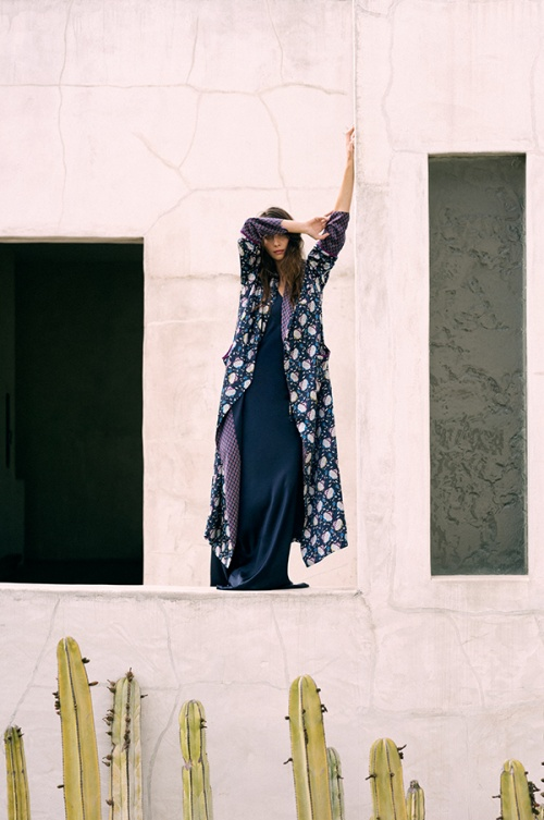 Olivia Von Halle's Marrakech collection