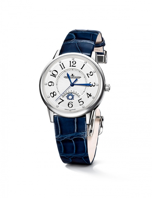 Jaeger-LeCoultre Rendez-Vous Night & Day Large in steel