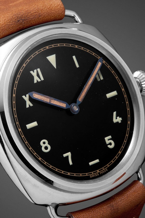 A vintage Panerai watch from 1936