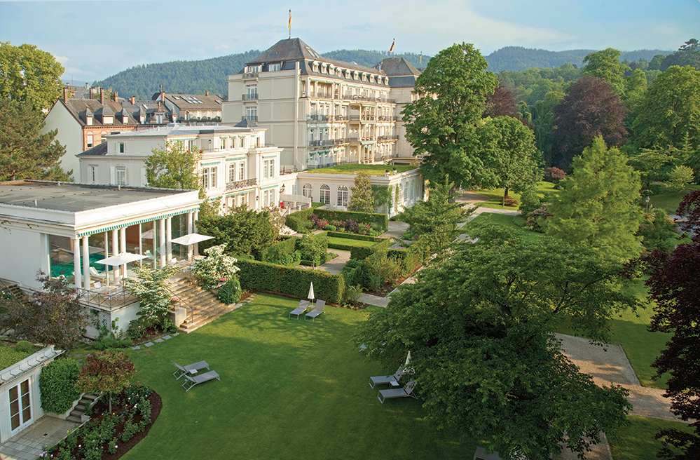 Brenners Park Hotel and Spa in Germany