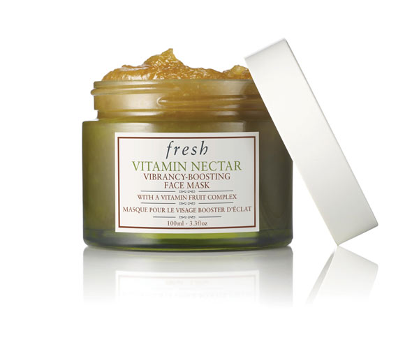 The newest addition to the Fresh range, the Vitamin Nectar face mask