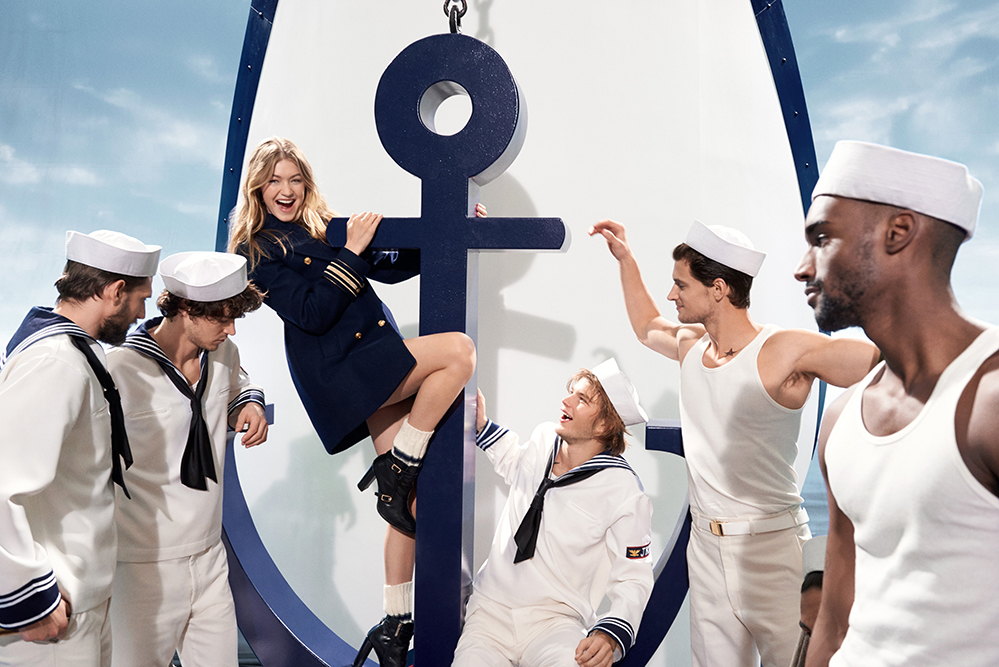 2288ebe1 Tommy Hilfiger has released the campaign images for its latest fragrance