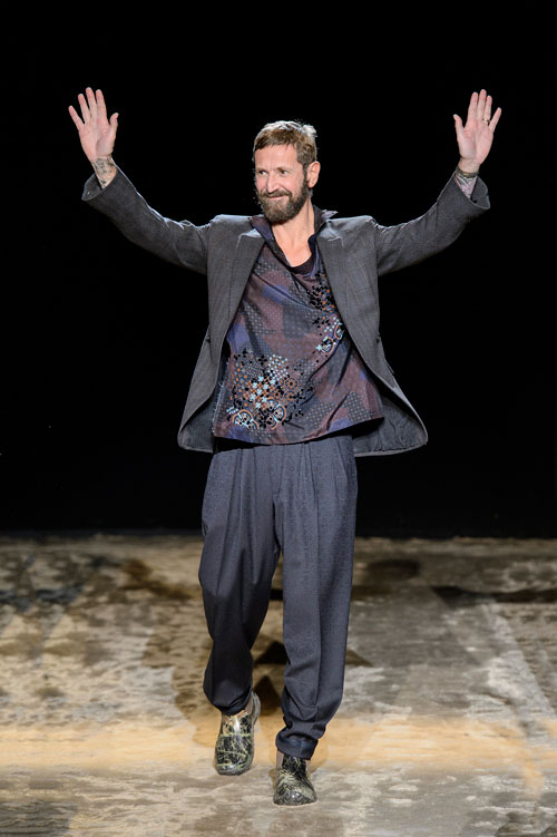 5accad9ba22 Stefano Pilati Debuts New Collection on Instagram - Hashtag Legend