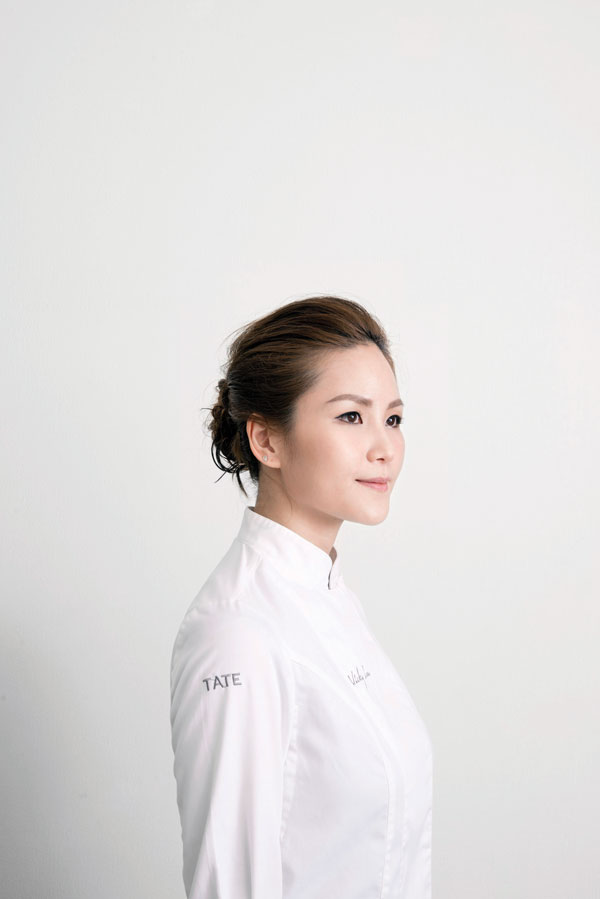 Chef Vicky Lau