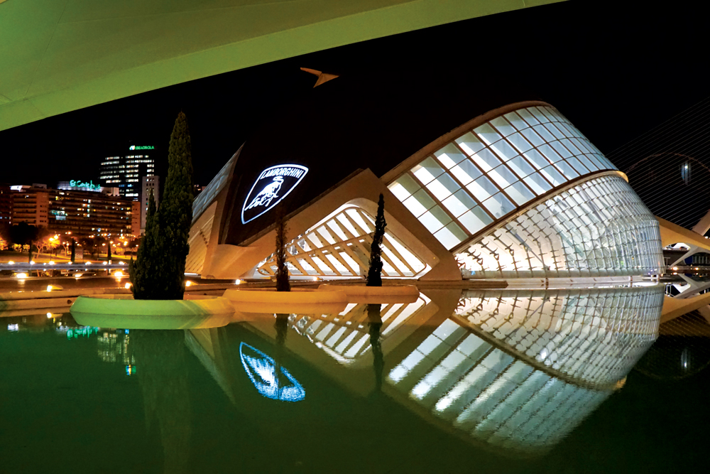 The City of Arts and Sciences