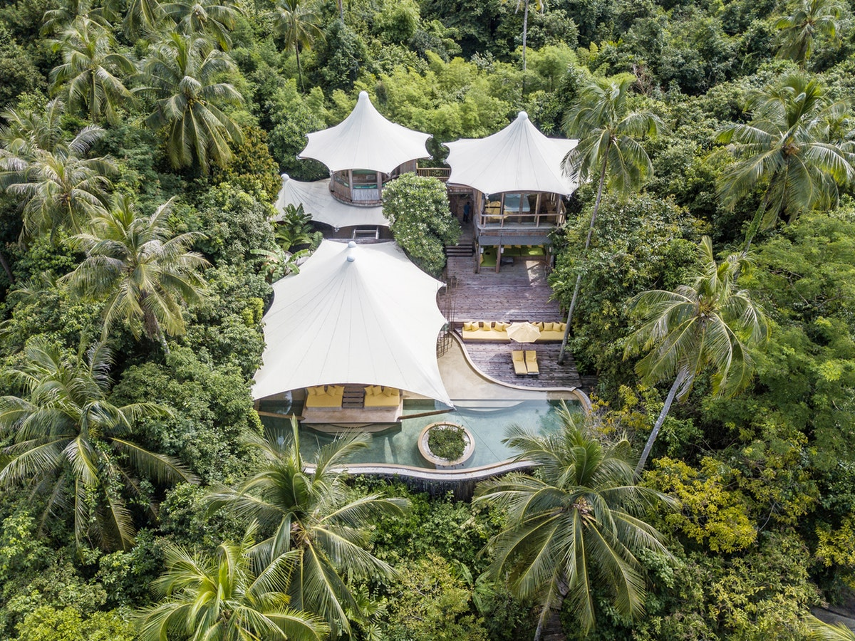 Escape reality at Thailand's Soneva Kiri