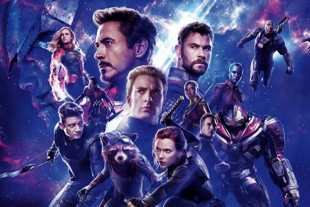 Avengers: Endgame; photo: RadioTimes