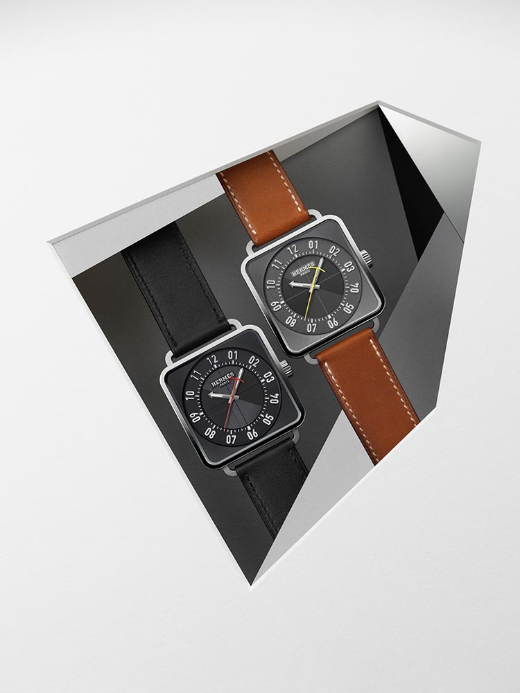 The new Hermès Carré H