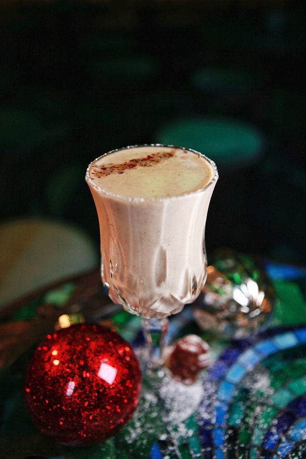 Indulge yourself with this Dragonfly Egg(nog)