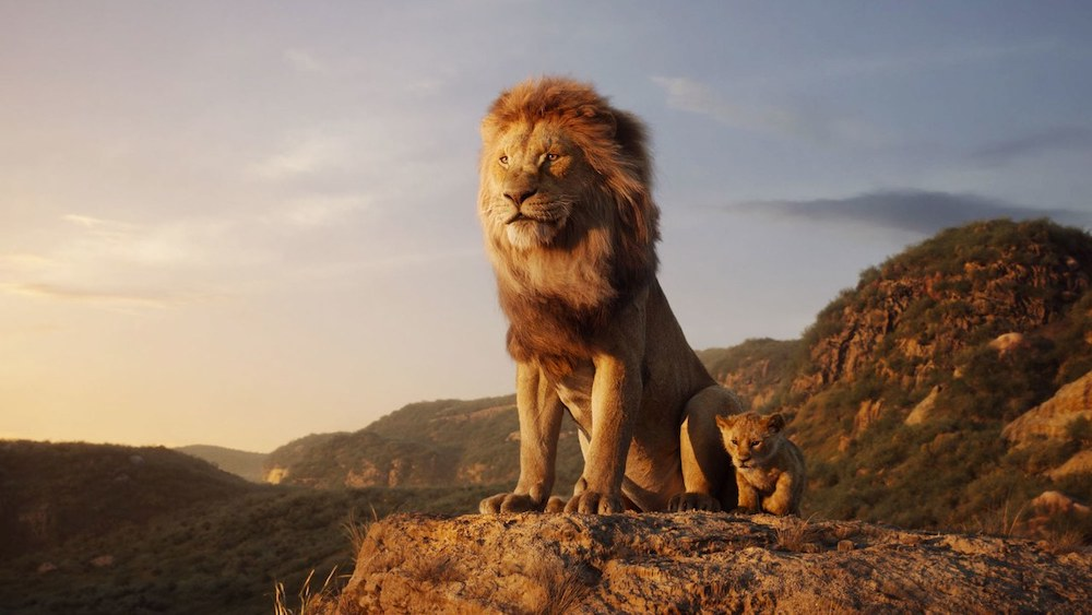 The Lion King live-action remake; photo: Walt Disney Studios