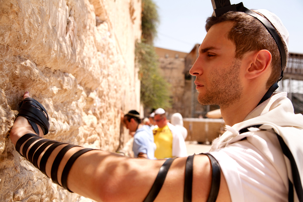 The Western Wall, Wailing Wall or Kotel, is a place of prayer and pilgrimage sacred to the Jewish people