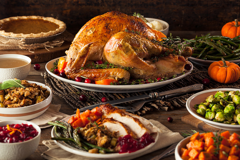 Find out the best places to celebrate Thanksgiving in Hong Kong