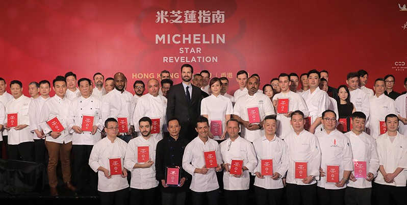 The Complete List Of Michelin Stars: Hong Kong And Macau