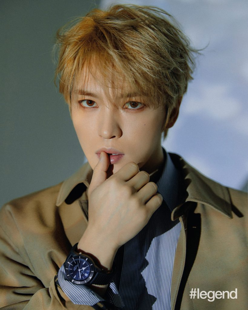 Up close and personal with Korean heartthrob Jaejoong Kim — Hashtag Legend