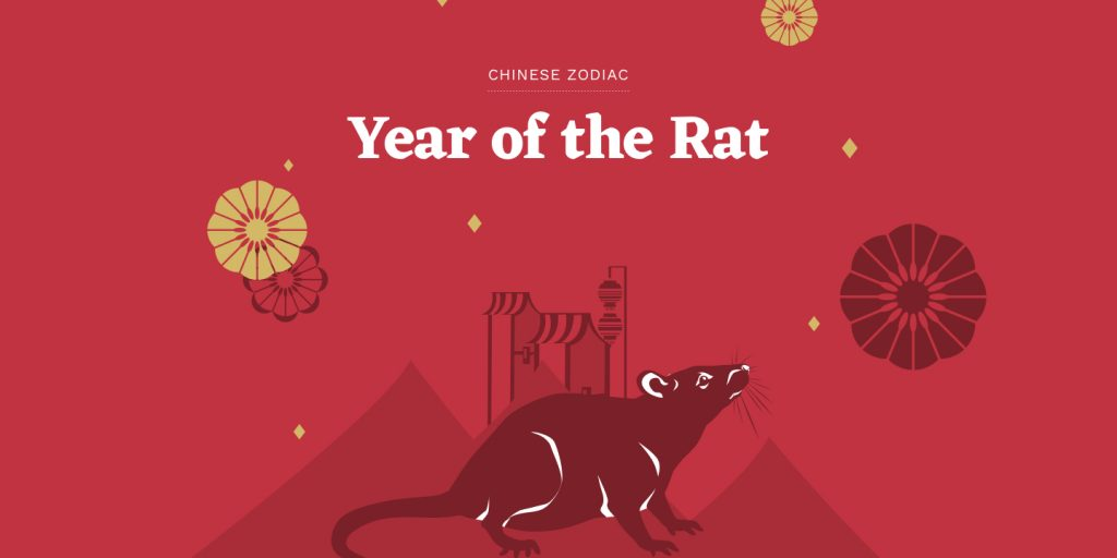Usher in 2020 with these Year of the Rat special editions