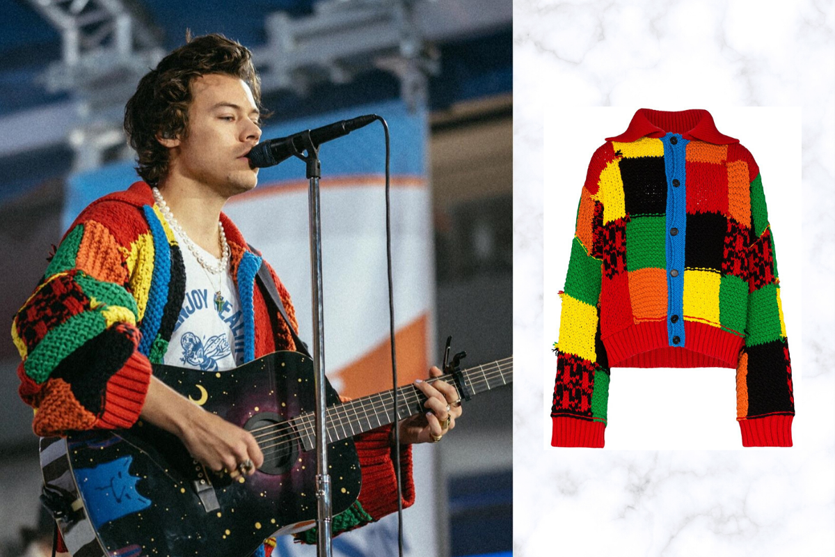 harry styles cardigan might be the knottiest tiktok challenge ever hashtag legend harry styles cardigan might be the